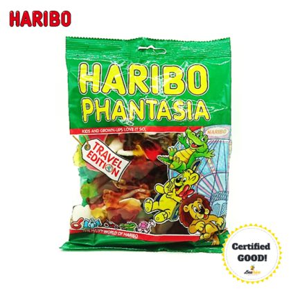 Haribo Phantasia Gummy Candy 500g