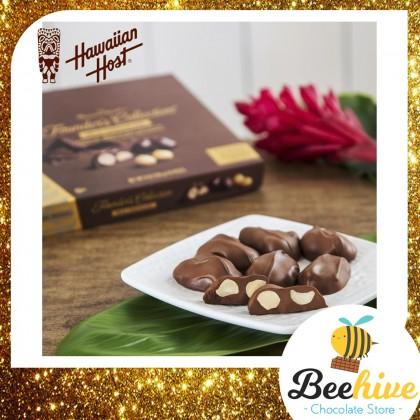 Hawaiian Host Milk Chocolate with Macadamia 226g 16pcs (Exp: 4/5/21)