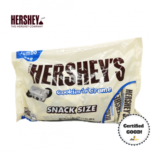 Hershey's Cookies & Creme (Snack Size) 484g