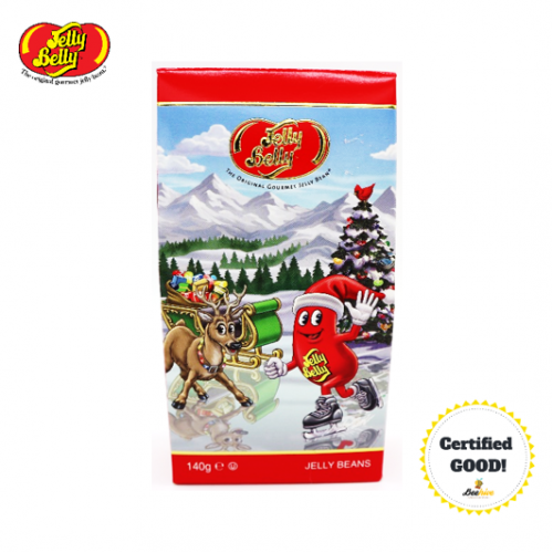 Jelly Belly American Christmas Favourites [Limited] 140g
