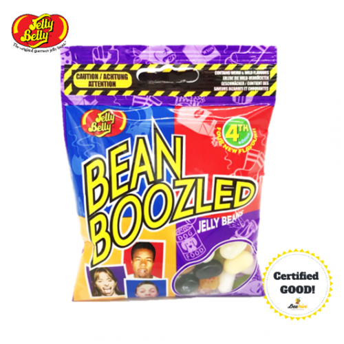 Jelly Belly Bean Boozled 4th Edition [Refill Pack] 54g