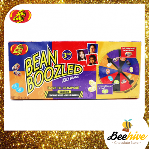 Jelly Belly Bean Boozled Spinner Wheel Game Box 100g