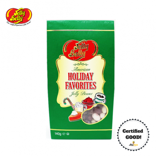 Jelly Belly Christmas Limited Edition 140g