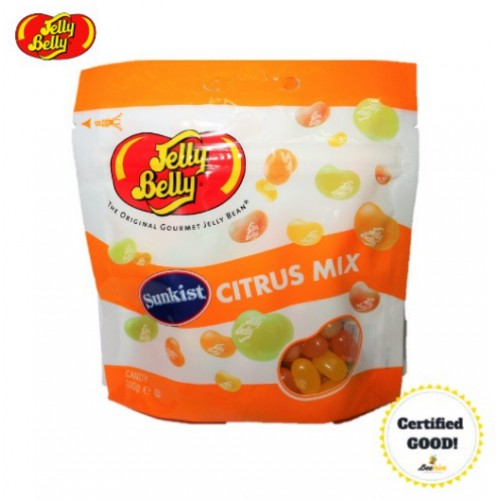 Jelly Belly Sunkist Citrus Mix 100g