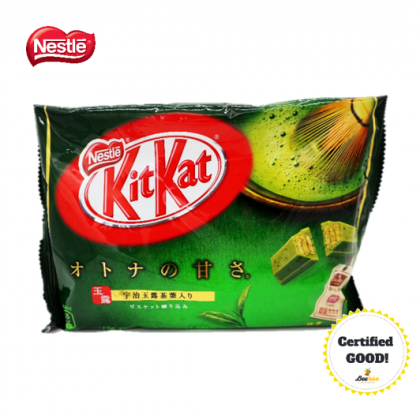 Kit Kat Green Tea Mini 135g