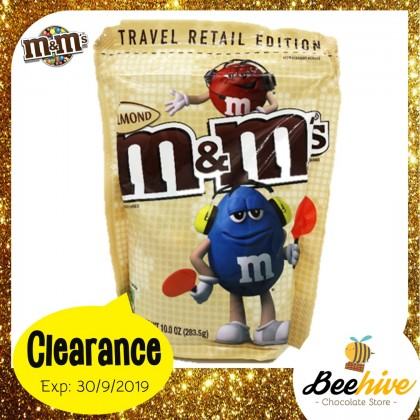 M&M's Travel Retail Edition Almond 283.5g