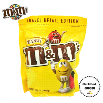 M&M's Travel Retail Edition Peanut 396.9g