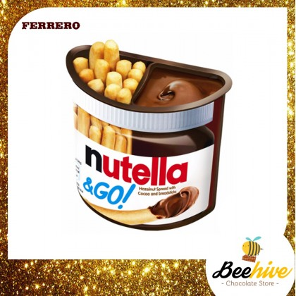 Nutella & GO! 3x52g [Pack of 3]