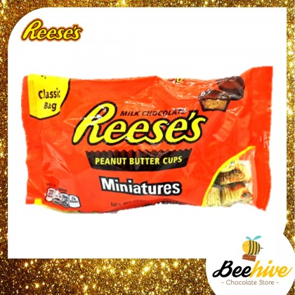 Reeses Peanut Butter Cup Miniatures 340g