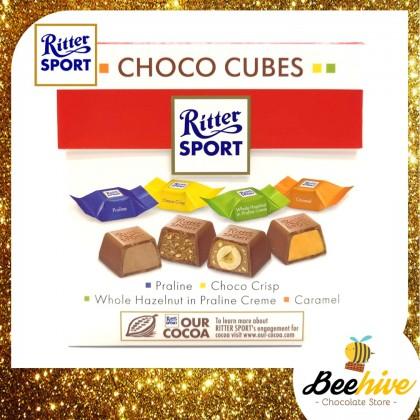 Ritter Sport Choco Cubes 176g