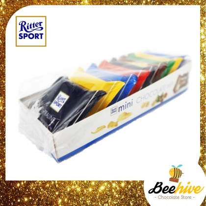 Ritter Sport Mini Mix Chocolate 150g (9pcs)