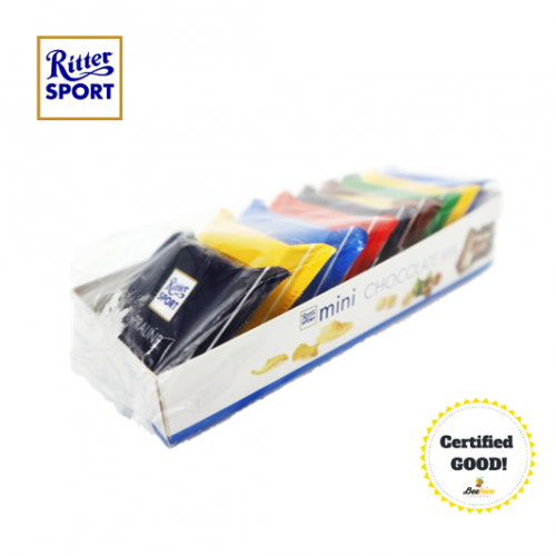 Ritter Sport Mini Mix 150g (9pcs)