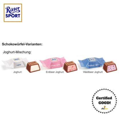 Ritter Sport Schokowurfel 176g