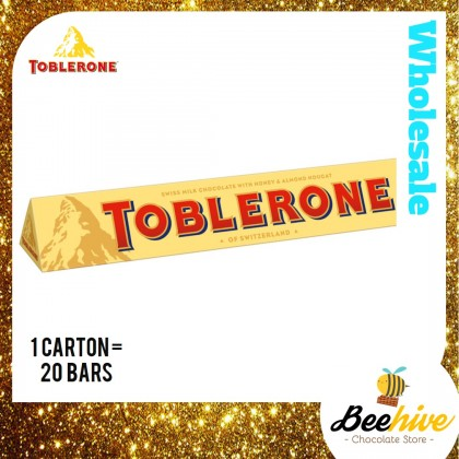 Toblerone Milk Chocolate 2x100g