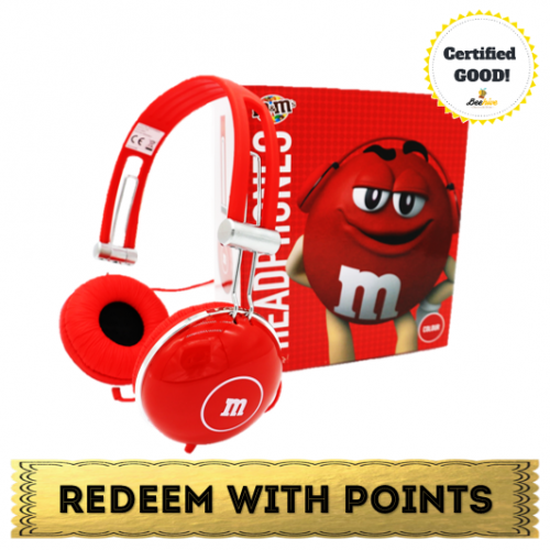 M&M's Limited Headset (Red)