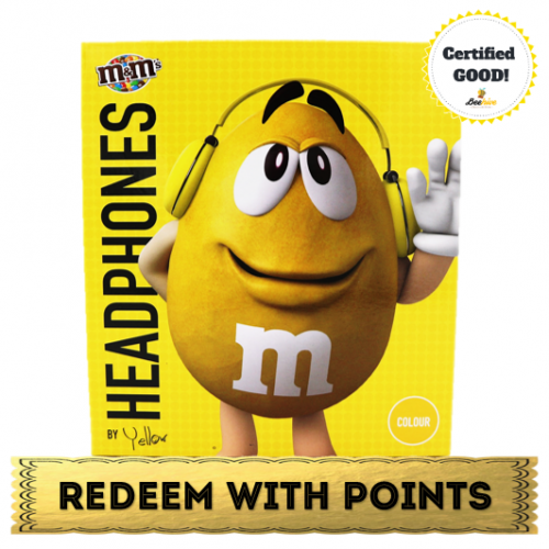 M&M's Limited Headset (Yellow)