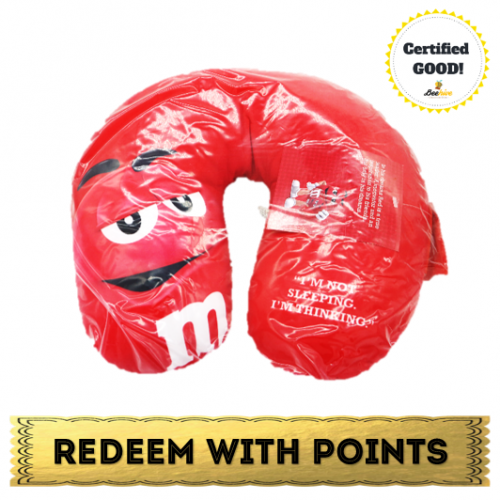 M&M's Limited Head Rest (Red)