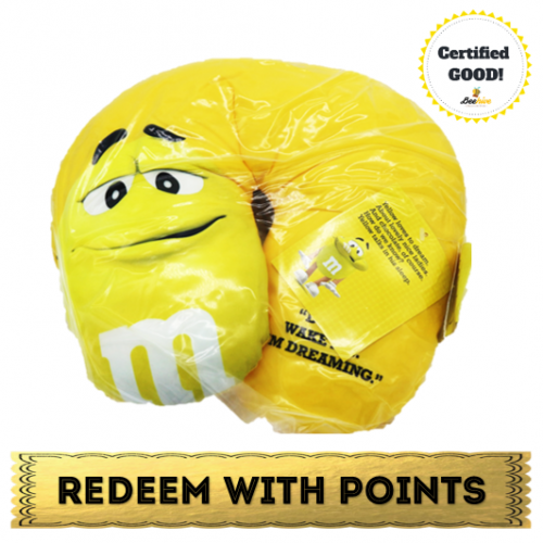 M&M's Limited Head Rest (Yellow)