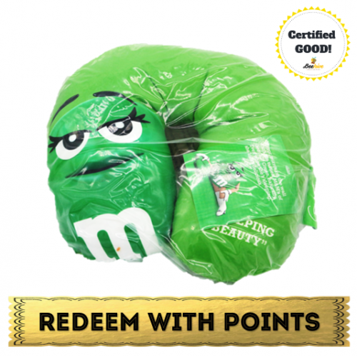 M&M's Limited Head Rest (Green)