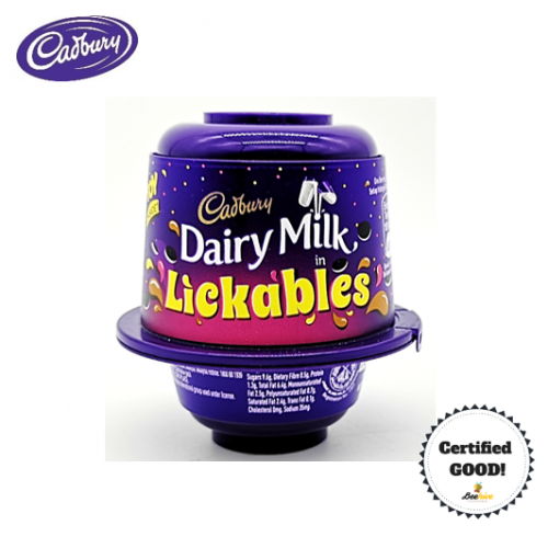 Cadbury Dairy Milk Lickables with Toy Inside 20g
