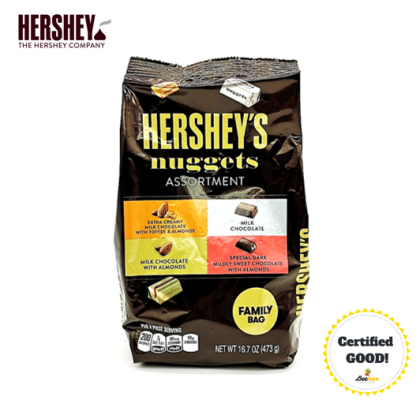Hersheys Nuggets Assortment 473g [4 Flavors]