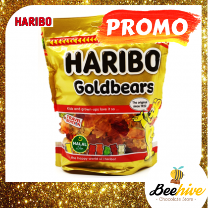 Haribo Gold Bears Gummy Candy 300g