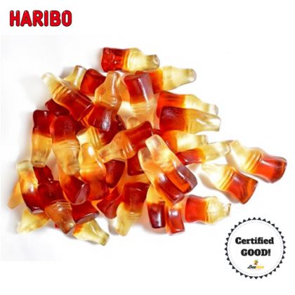 Haribo Happy Cola Gummy Candy 300g
