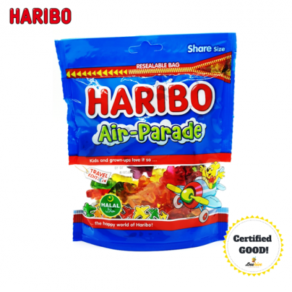 Hairbo Air Parade Gummy Candy 300g