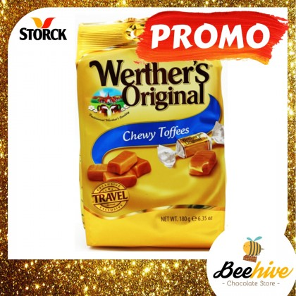 Werther's Original Chewy Toffees Candy 180g