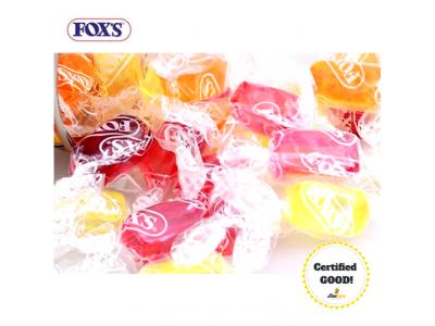 Beehive Fox Sweets Door Gift Pack