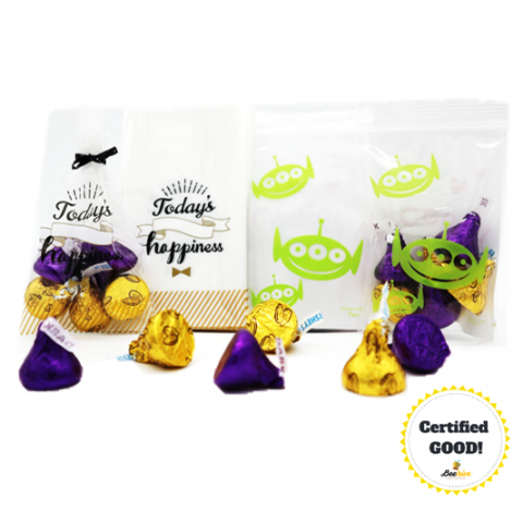 Beehive Hersheys Kisses Chocolate Door Gift Pack