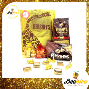 Beehive Hershey's Chocolate Golden Gift Pack