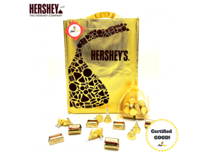 Beehive Hershey's Chocolate Golden Gift Pack