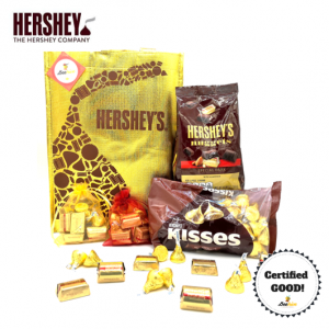 Hershey's Chocolate CNY Goody Bag [1 Bag]