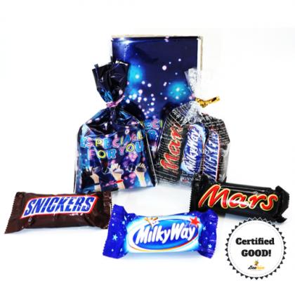 Beehive MARS Chocolate Door Gift Pack