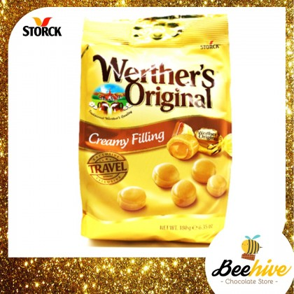 Werthers Original Creamy Filling Candy 180g