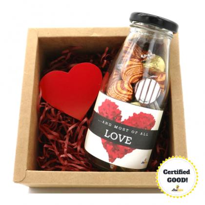 Beehive Hugs & Kisses Surprise Gift Box