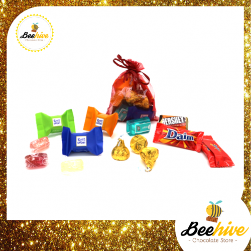 Beehive Chocolate Goody Bag