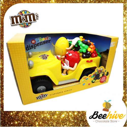 M&M's Car Dispenser Series