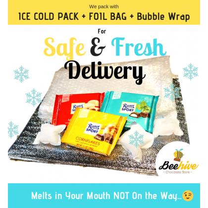 Beehive Yellow Premium Chocolate Gift Sets