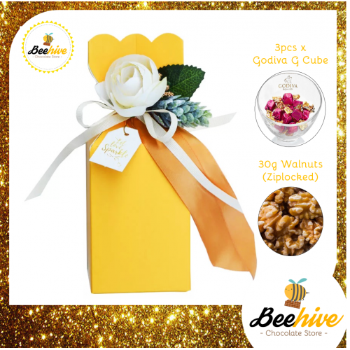 Beehive Yellow Premium Chocolate Gift Sets