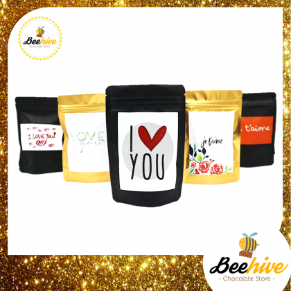 Beehive Surprise Love You Chocolate Snack Gift Pack