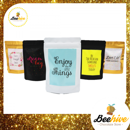 Beehive 7 Days of Joy Surprise Chocolate Snack Gift Set