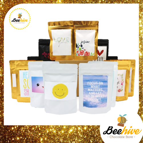 Beehive 14 Days of Joy Chocolate Snack Surprise Gift Set