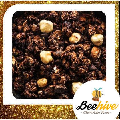 Big Nuts Healthy Snack Granola Chocolate Hazelnut 200g