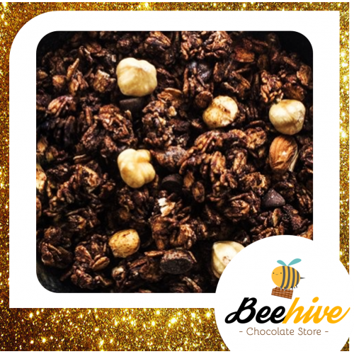 Beehive Healthy Snack Granola Chocolate 150g - 200g