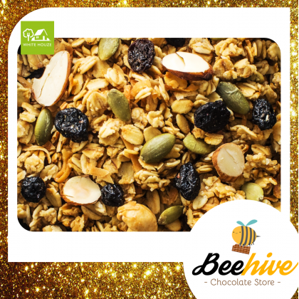 Big Nuts Healthy Snack Granola Coconut Blueberries 200g
