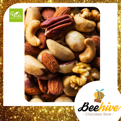 Big Nuts Unsalted Premium Nut Mix 110g