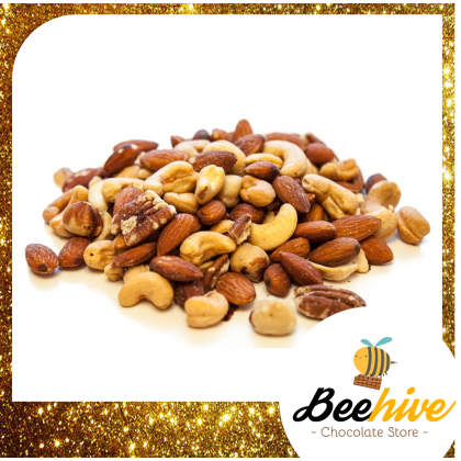Beehive Healthy Snack Mixed Nuts Deluxe 100g - 150g