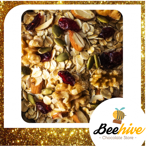 Beehive Healthy Snack Almond Cranberries Muesli 250g - 500g
